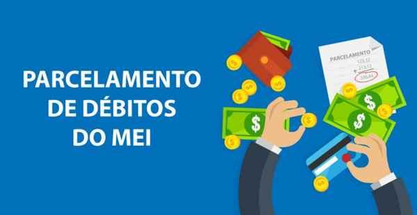 1fb749839 Você sabia que o Microempreendedor Individual – MEI que possui débitos com  a Receita Federal pode realizar o parcelamento da divida? Pois é.