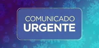 COMUNICADO URGENTE